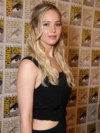 Jennifer Lawrence, lo rentable de protagonizar Sinsajo