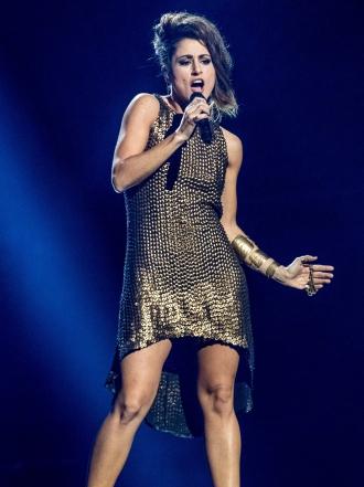 Eurovisión 2016: Barei y su canción Say ya, ¿lejos del top ten?