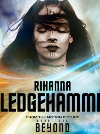 Rihanna, camino al Oscar con la banda sonora de Star Trek