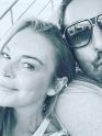 Lindsay Lohan se enamora del hombre que le salvó de Egor
