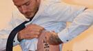 El nuevo tatuaje más íntimo de David Beckham homenajea a China