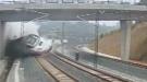 Video del accidente: momento del descarrilamiento del tren de Santiago