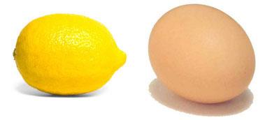 Resultado de imagen para huevo y limon