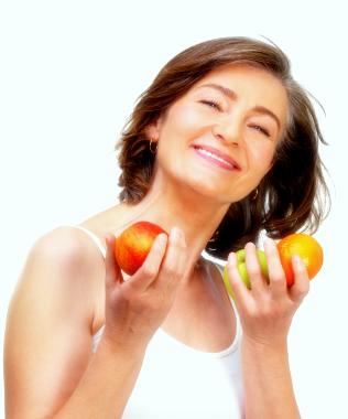 La alimentación en la menopausia