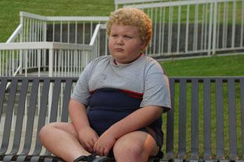 Niños obesos y sedentarios