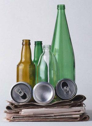 Reducir, reutilizar, reciclar la basura