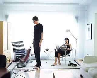 El hombre y las tareas domésticas