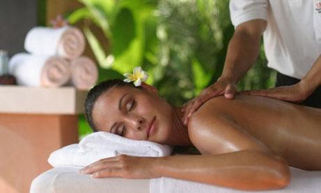 Aceites esenciales para cura y masaje
