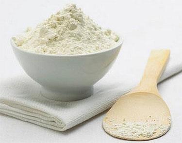 Quitar manchas con bicarbonato de sodio