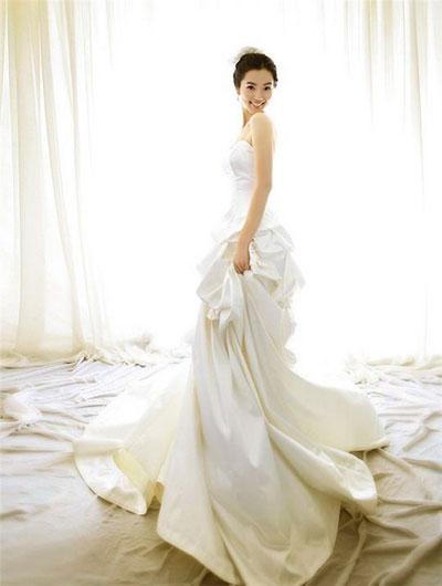 Vestido de novia chino