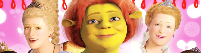 Valores de belleza: Betty la Fea versus Fiona Shrek
