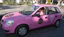 Taxis para mujeres