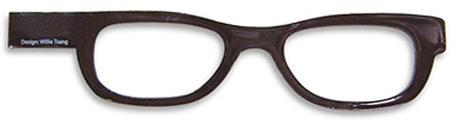 Gafas originales con memoria USB