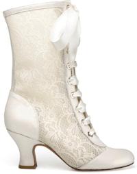 Zapatos victorianos