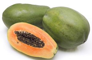 Dieta de la papaya