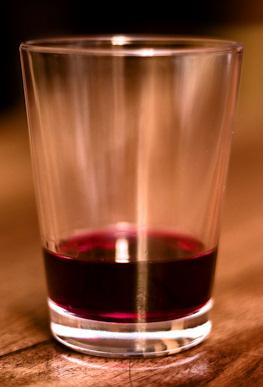 Vaso de vino