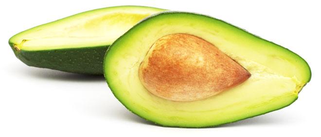 El aguacate es una fruta antioxidante que reduce el colesterol malo