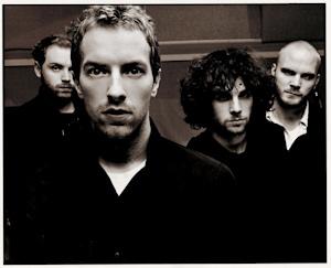 Coldplay subasta