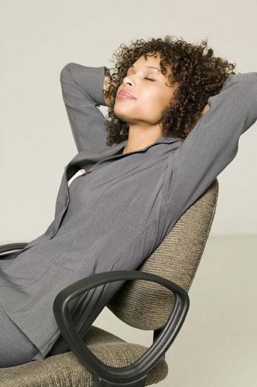 Cómo escoger una silla de trabajo