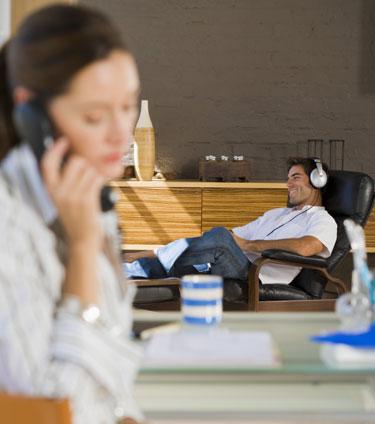 Consejos para escuchar música en el trabajo