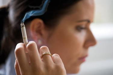 ¿La mujer engorda cuando deja de fumar?