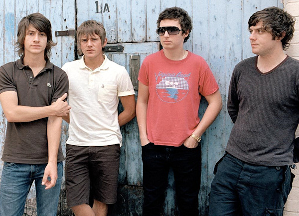 Arctic monkeys en valencia