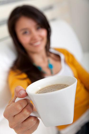 La cafeína mejora la memoria femenina