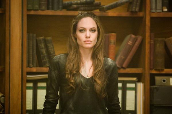 Angelina jolie y sus confidencias
