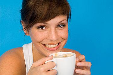 El efecto diurético y estimulante de la cafeína