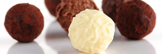 Tipos de chocolate en el mercado