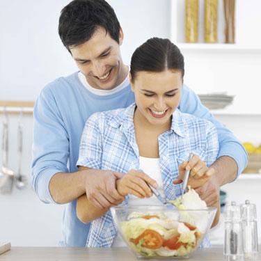 Hay combinaciones inadecuadas de alimentos en una comida