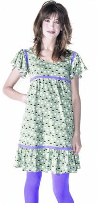 Titis clothing modelo