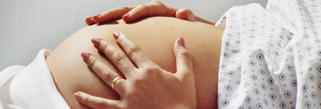 Síntomas de peligro de vida en la embarazada