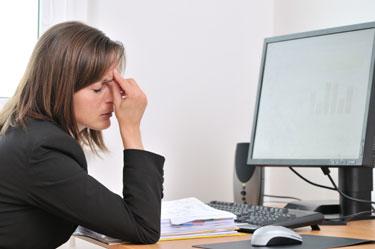 Prevención de la vista cansada