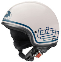 Casco retro