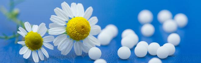 Homeopatía para pequeños síntomas