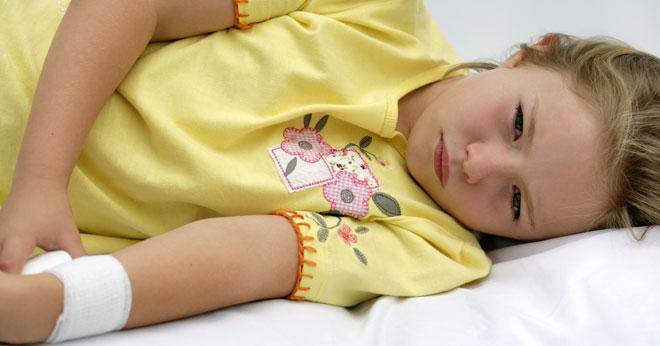 Qué hacer si el niño sufre quemaduras