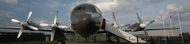 Vliegtuigsuite, avión convertido en hotel