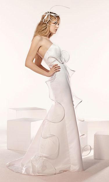 vestidos de novias moda Paris