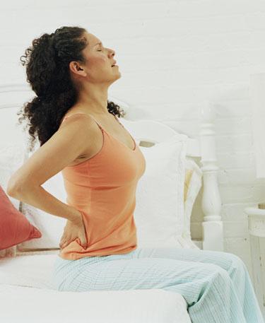 Tratamiento del lumbago (dolores de riñones)