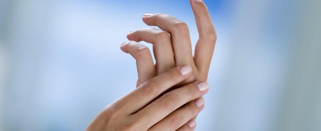Cuidado manos