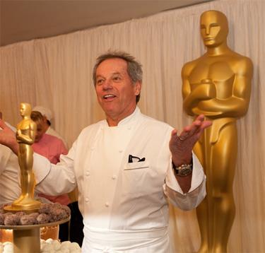 la cena tradicional después a la ceremonia de los Oscar