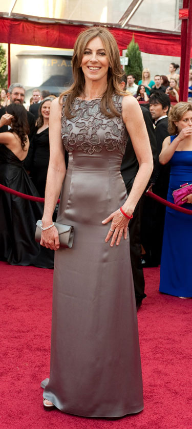 Kathryn Bigelow, la directora de 'En tierra hostil', Oscar a la mejor dirección