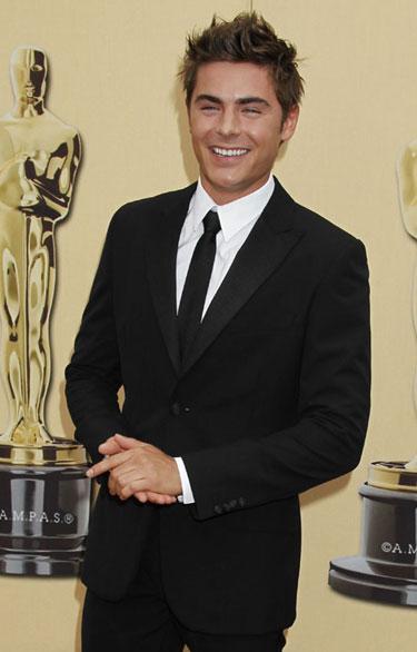 actores más guapos y elegantes de los Oscar 2010