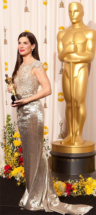 Los mejores y peores vestidos de las actrices en los Oscars 2010