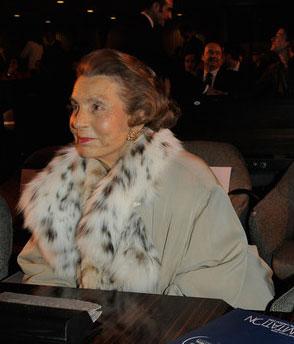 Liliane Bettencourt - L'Oreal - Las mujeres más ricas del mundo- Forbes-2010
