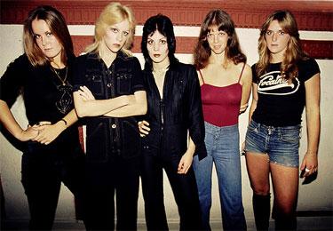 Foto del grupo 'The Runaways'