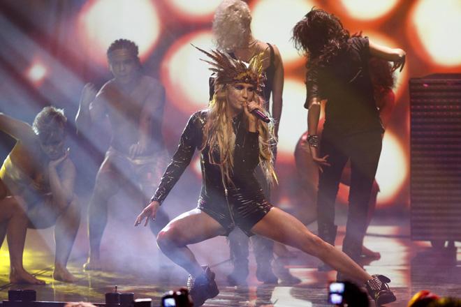 Kesha de 'Tik Tok'  envuelta en un escándalo de vídeos fotos sexuales