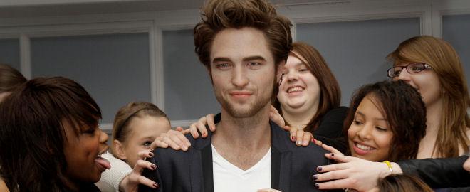 Pattinson de cera