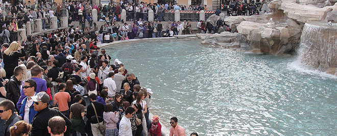 Leyenda de la Fontana de Trevi